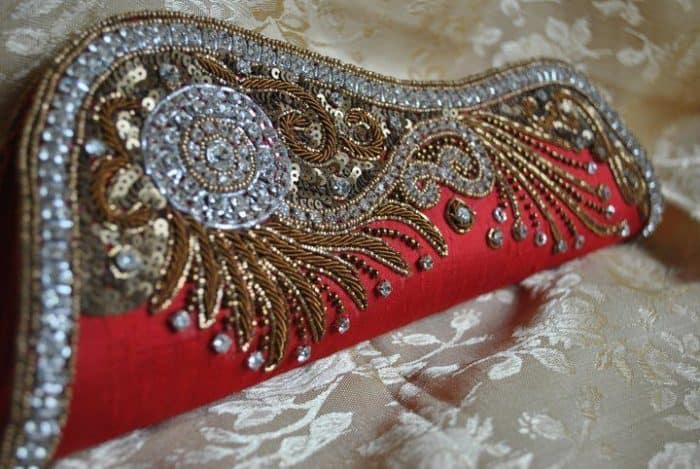 15 Lovely Bridal Handbags 2016  SheIdeas