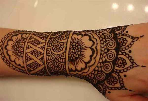 20 Cool Henna Tattoos Ideas And Designs