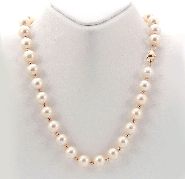 20 Beautiful Pearl Necklace Designs Ideas  SheIdeas