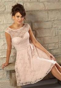 Splendid List of Blush Bridesmaid Dresses  SheIdeas