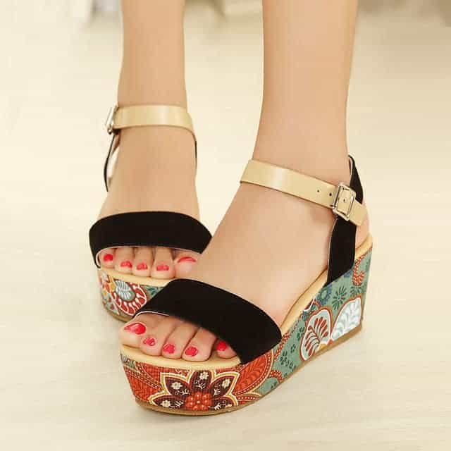 Sandals Summer Platform