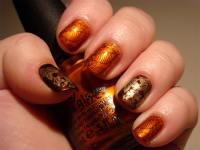 20 Awesome Fall Nail Designs Collection - SheIdeas