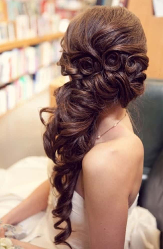 Image Result For Prom Hair Short