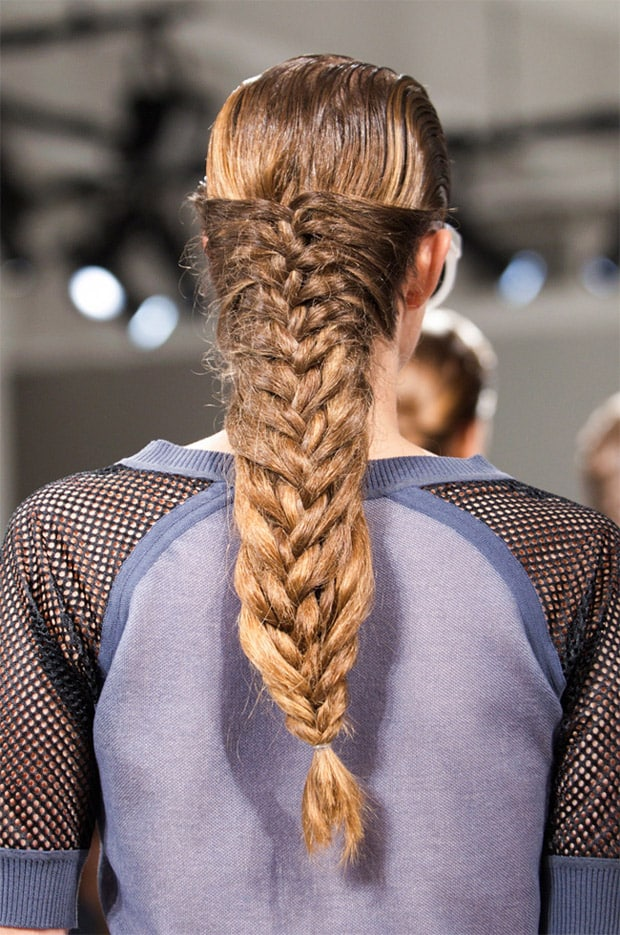 15 Superlative French Braid Hairstyles Pictures  SheIdeas