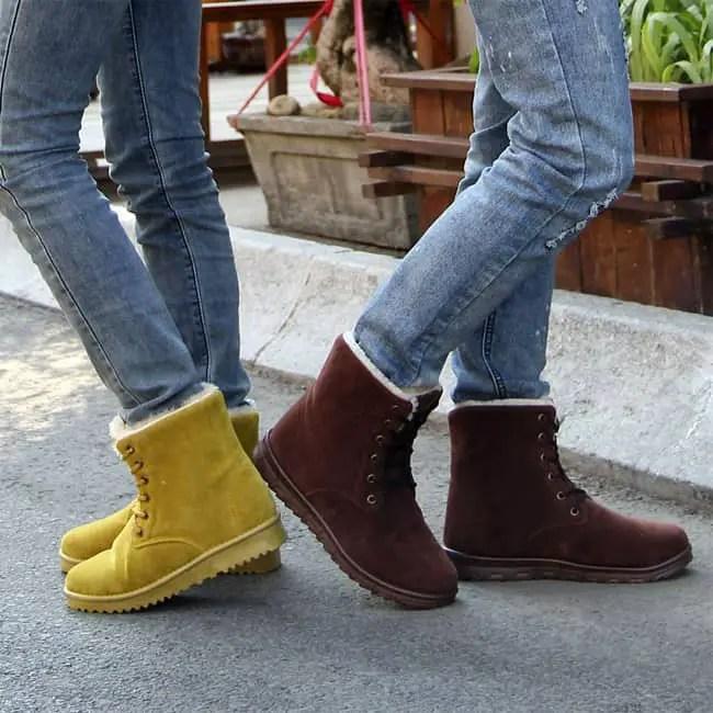 15 Gorgeous Winter Shoes Collection 2017  SheIdeas