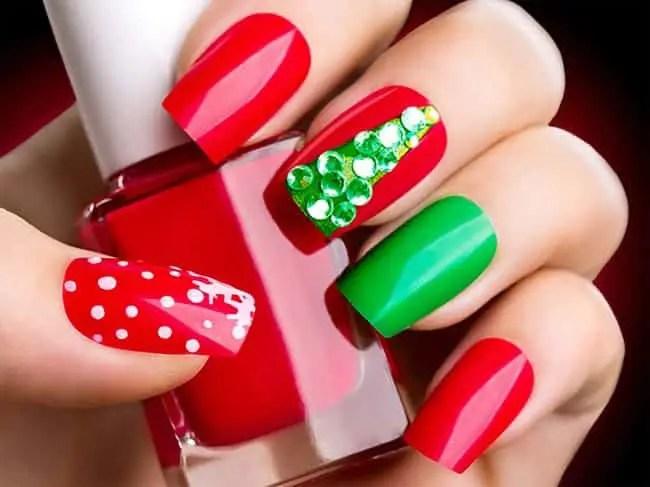 25 Hottest And Cute Red Nail Designs 2019 SheIdeas