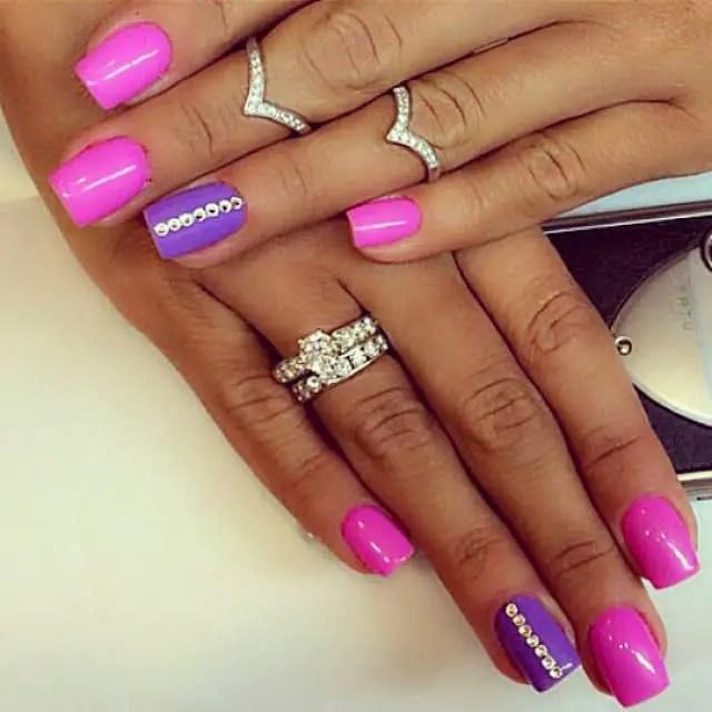 Cool Nail Designs Shellac