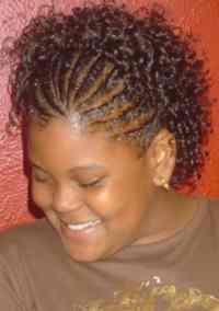 20 Interesting Short Curly Braids Hairstyles  SheIdeas