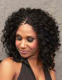 short curly braids hairstyles - HairStyles