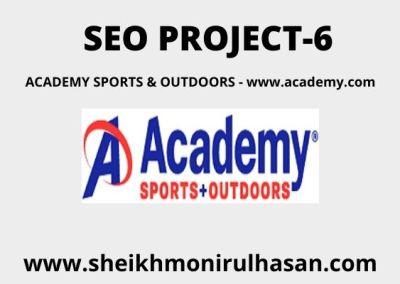 SEO Project-6