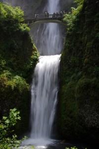 Image of Multnomah Falls, OR