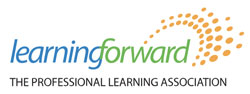 Learning forward professional learning association badge