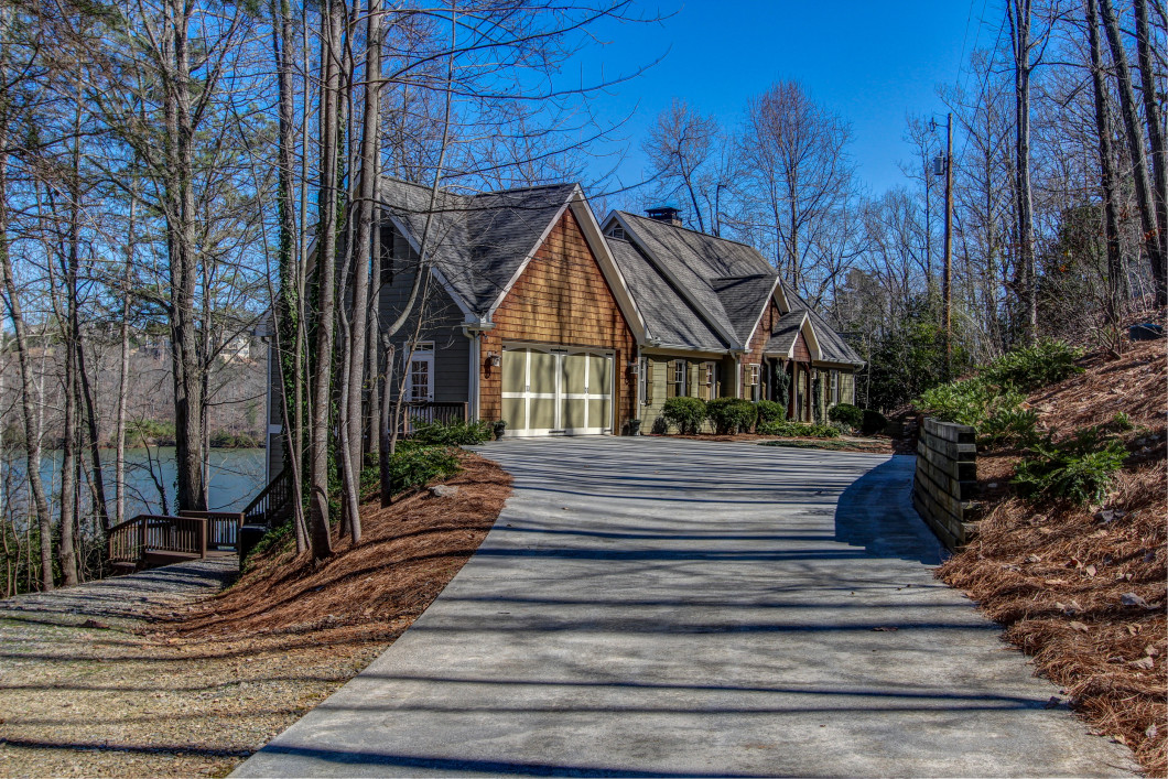 Exquisite Lake  Mountain views on Lake Lanier  Lake Lanier Homes for Sale  Sheila Davis Group