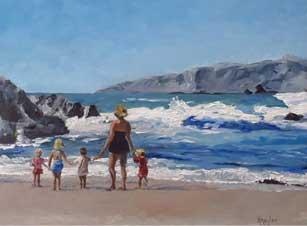 McClure's Beach © 2014 Karin Naylor