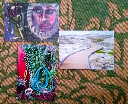 LYA 2015 postcard art