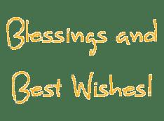 Blessings-Orange