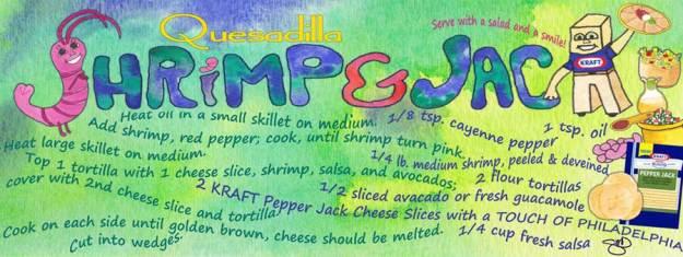 Shrimp-Quesadilla