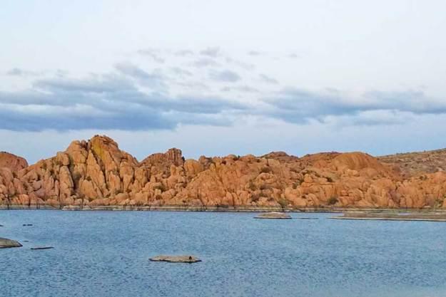 Watson Lake, Prescott AZ. © 2018 Sheila Delgado.