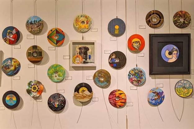 Art On 45. photo courtesy Markus Wobisch.