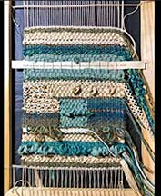 Laurie Sayward Weaving