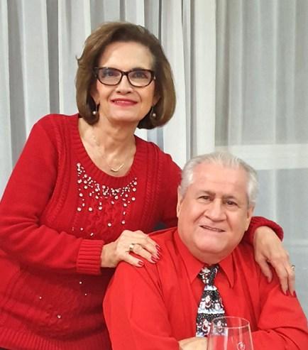 Tere & Frank Christmas 2019