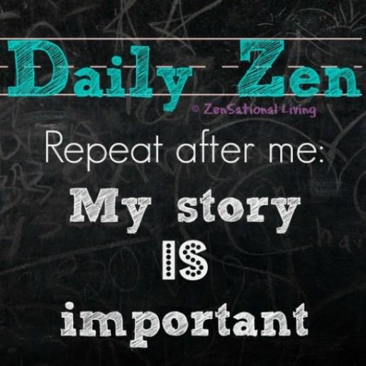 Daily Zen story