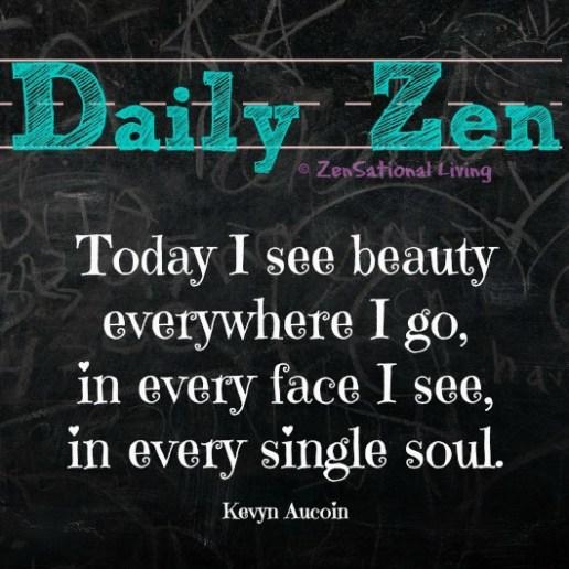 Daily Zensingle soul