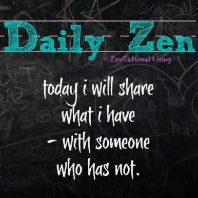 Daily zen 3