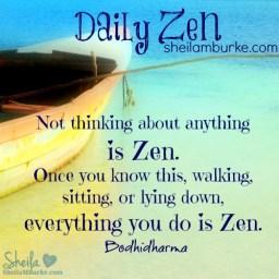 daily zen mar 4
