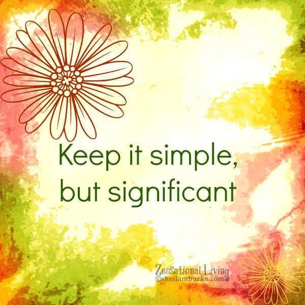 zen simple sig