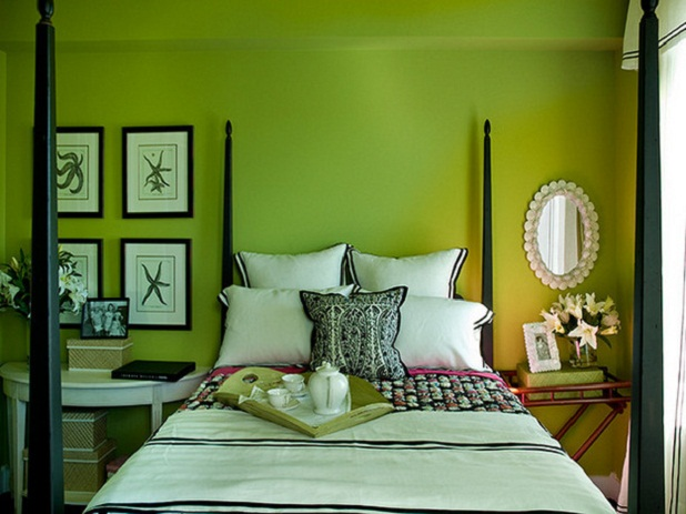 And Green Is For  Sheila Zeller Interiors
