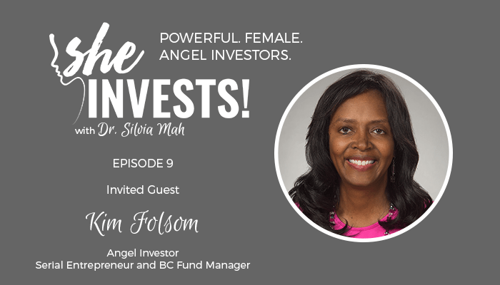 Kim Folsom – How Can We  Build up the Next Generation of Diverse Start-up Founders – Episode 9