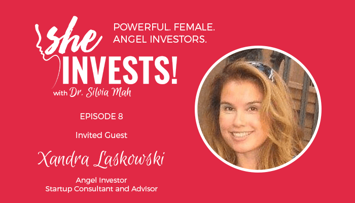 Xandra Laskowski – How Can Grit and Determination Help Get Funding – Episode 8