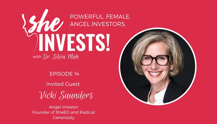 Vicki Saunders – How Radical Generosity Can Open a Greater Path for a Better World – Episode 14