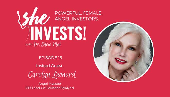Carolyn Leonard – Quest to Change the Misconception between Women and Money – Episode 15