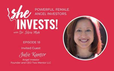 018 Julie Kantor – Mentorship as Key to Success and Retention