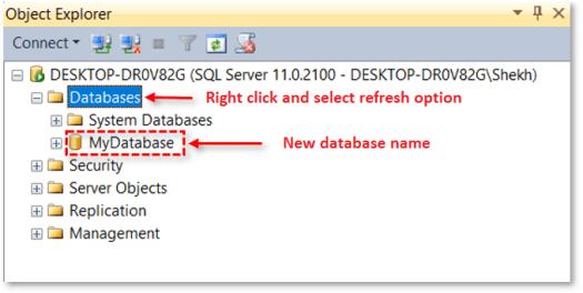 Alter database name