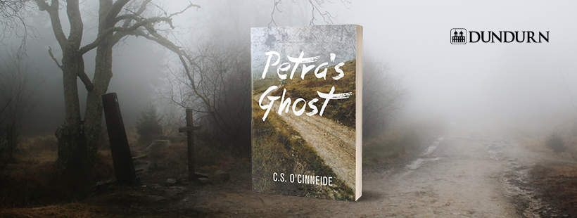 Petra's Ghost – Official book trailer