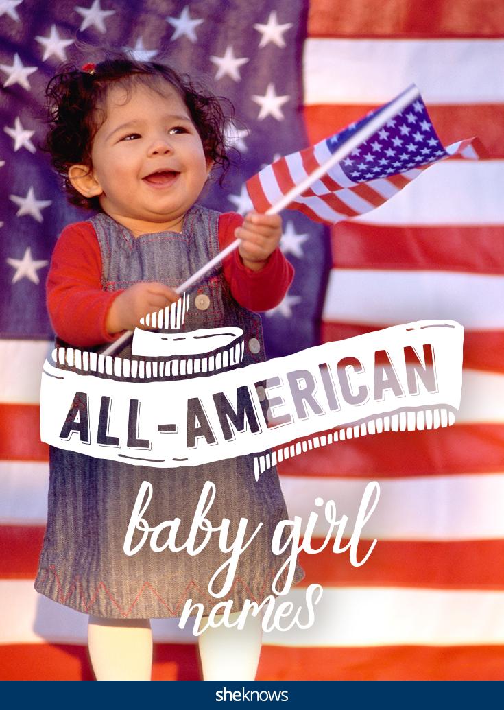all american baby girl