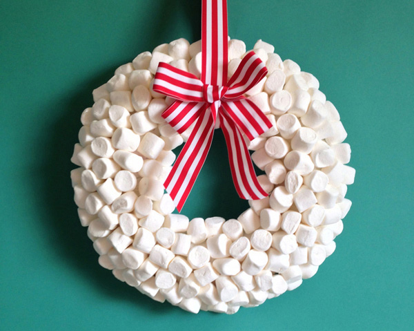 12 clever wreaths you
