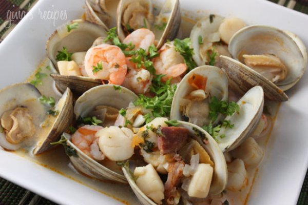 portugal seafood stew