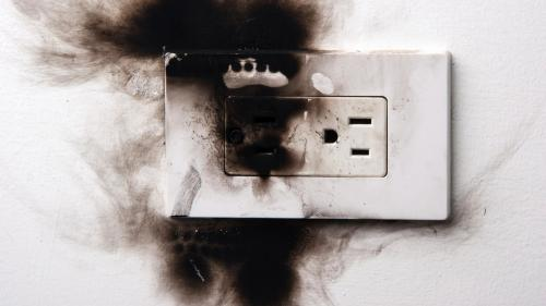 small resolution of could your electrical outlet set your home on fire