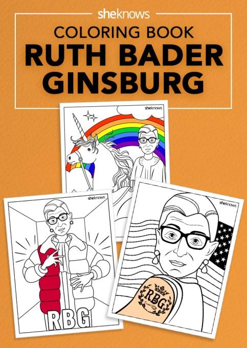 printable ruth bader ginsburg