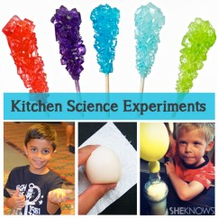 Kitchen Science Shallow Cabinets Homeschooling The Of Cooking Sheknows 10 More Experiments
