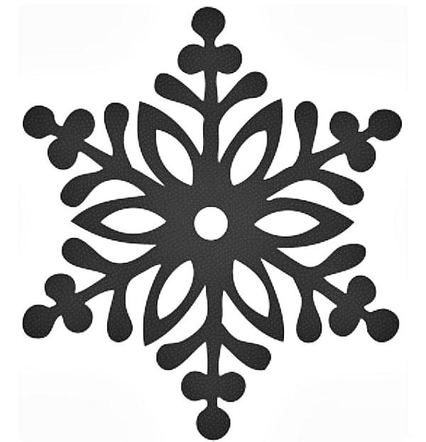 Printable Snowflake Templates To Get You Through Any Snow Day Sheknows