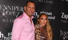 Jennifer Lopez & Alex Rodriguez Open Up About Their Blended Family