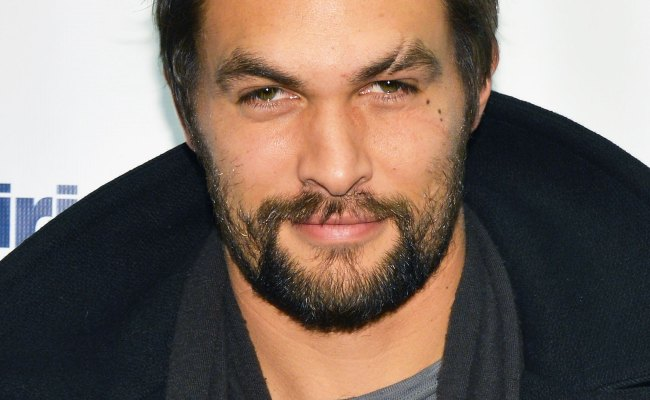 Jason Momoa Just Isn T Our Beloved Man Beast Without His