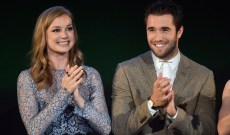 Emily VanCamp & Josh Bowman Are Married