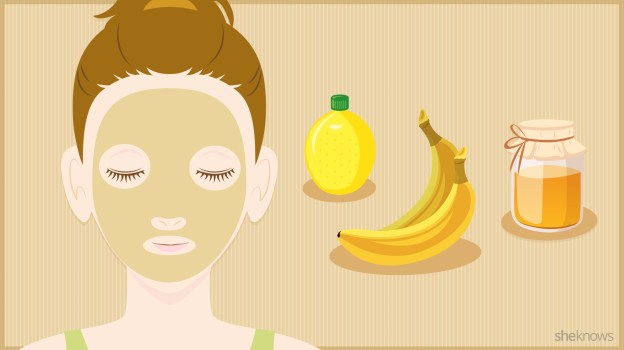 A DIY banana face mask your skin will love you for – SheKnows