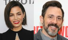Jenna Dewan Was Steve Kazee's Biggest Fan at 'Love Actually Live'